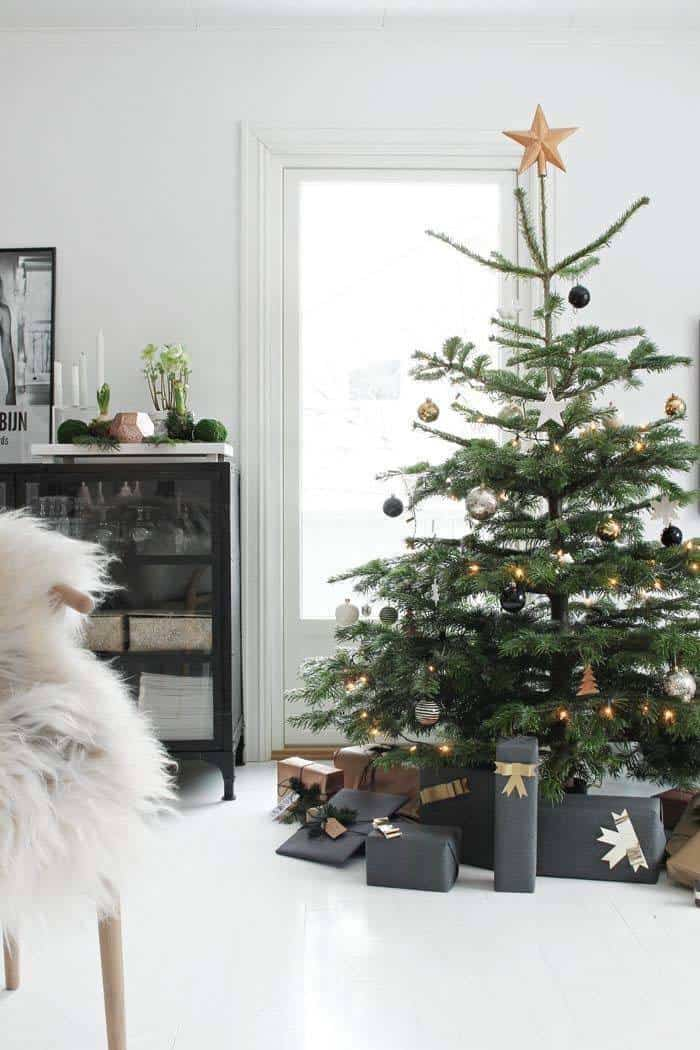 Christmas Decorated Spaces-46-1 Kindesign