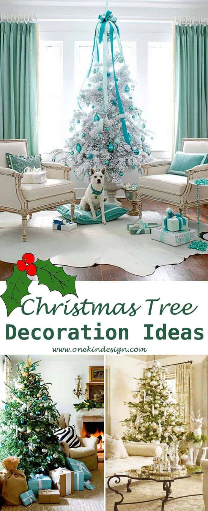 Christmas Tree Decoration Ideas-001-1 Kindesign