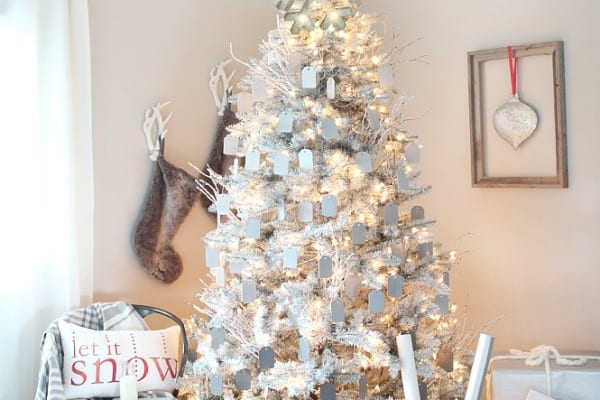 featured posts image for 40+ Most fabulous Christmas tree decoration ideas