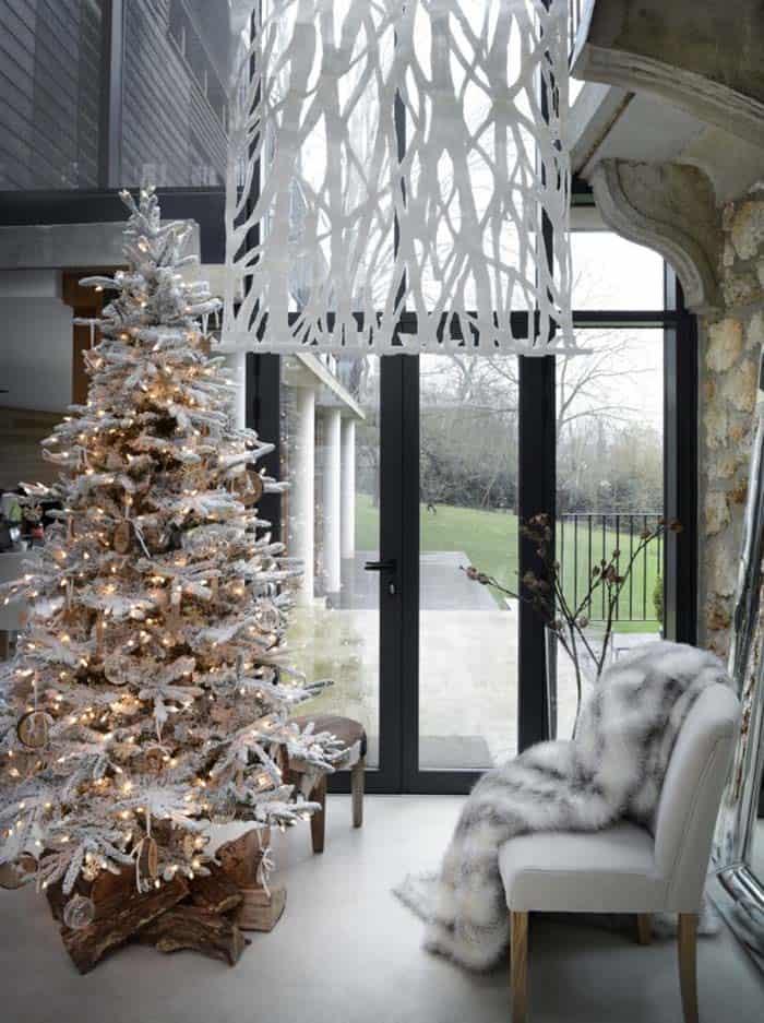 Christmas Tree Decoration Ideas-12-1 Kindesign