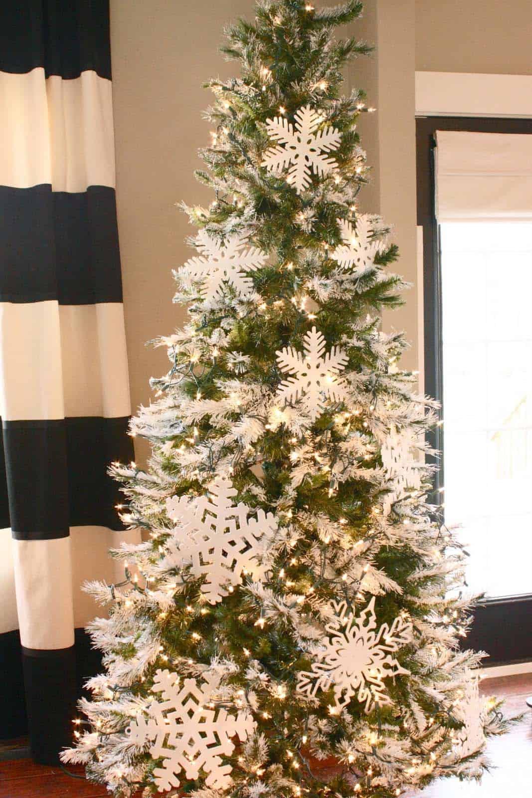 Christmas Tree Decoration Ideas-16-1 Kindesign