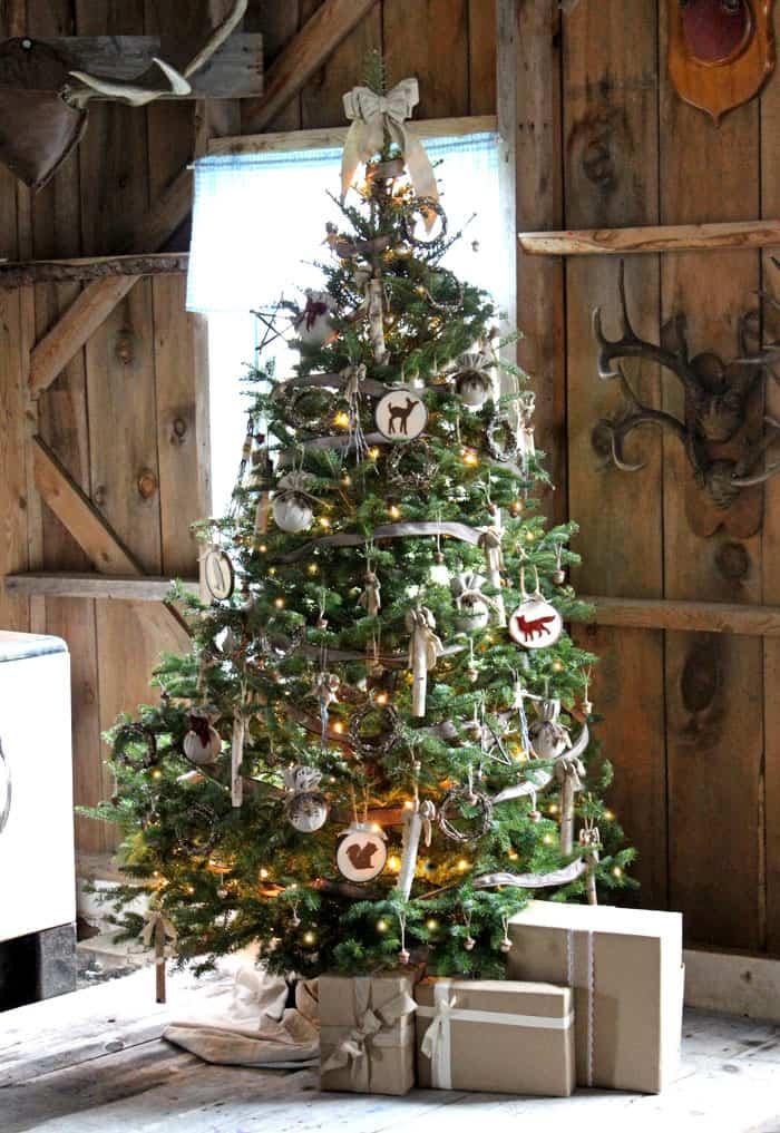 Christmas Tree Decoration Ideas-18-1 Kindesign