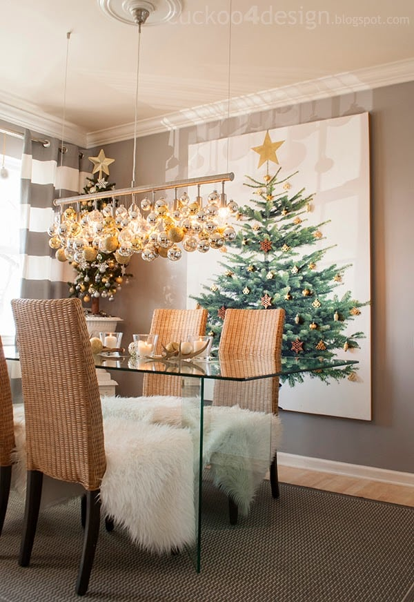 Christmas Tree Decoration Ideas-20-1 Kindesign