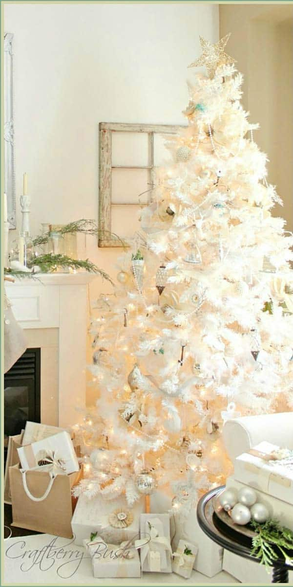 Christmas Tree Decoration Ideas-24-1 Kindesign
