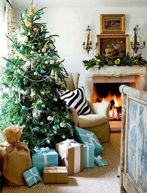 Christmas Tree Decoration Ideas-28-1 Kindesign