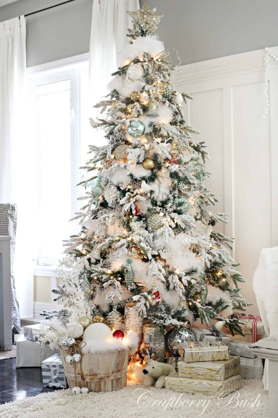 Christmas Tree Decoration Ideas-29-1 Kindesign