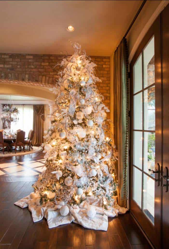 Christmas Tree Decoration Ideas-37-1 Kindesign