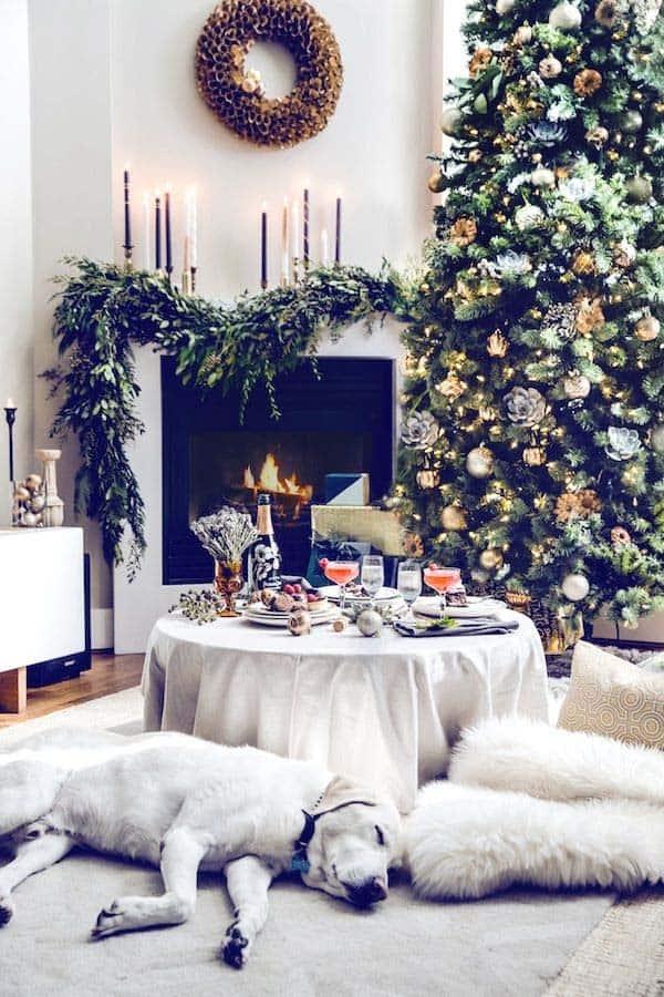 Christmas Tree Decoration Ideas-40-1 Kindesign