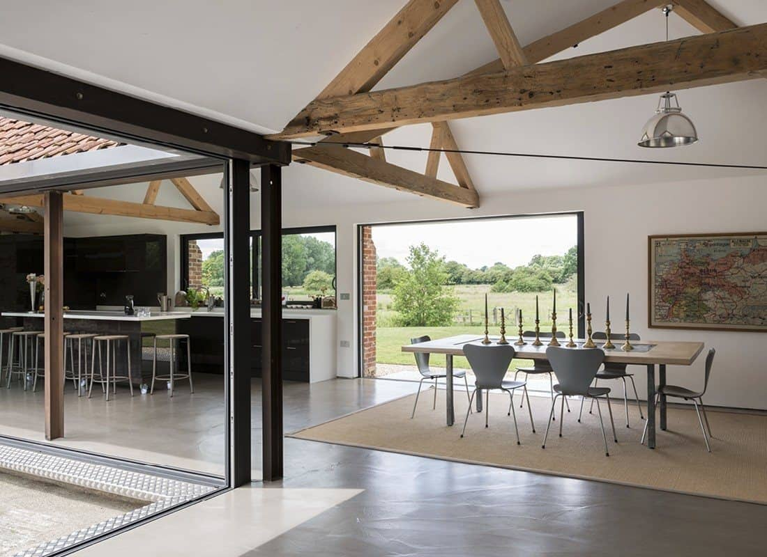 Contemporary Barn Conversion-PompHaus-03-1 Kindesign