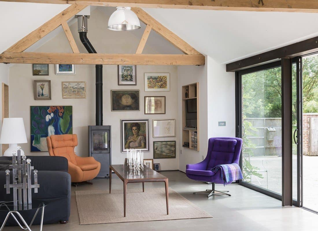 Contemporary Barn Conversion-PompHaus-05-1 Kindesign
