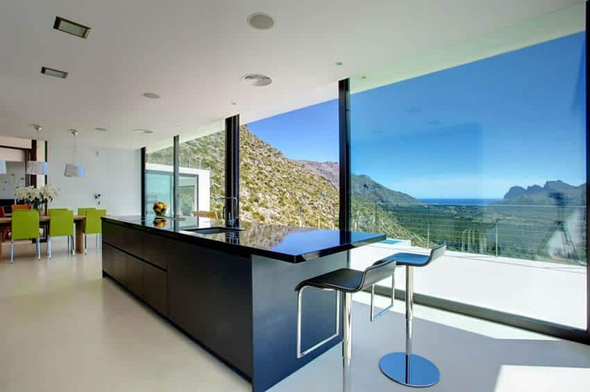Contemporary Mountain House-Miquel Lacomba-20-1 Kindesign