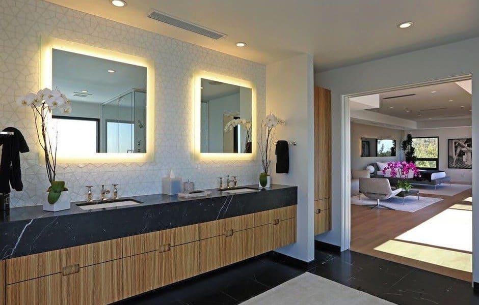 Modern Hollywood Hills Dream Home-14-1 Kindesign