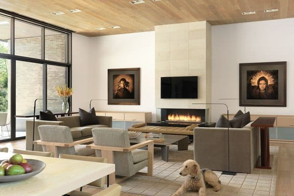 featured posts image for Modern family home in Missouri with emphasis on entertaining