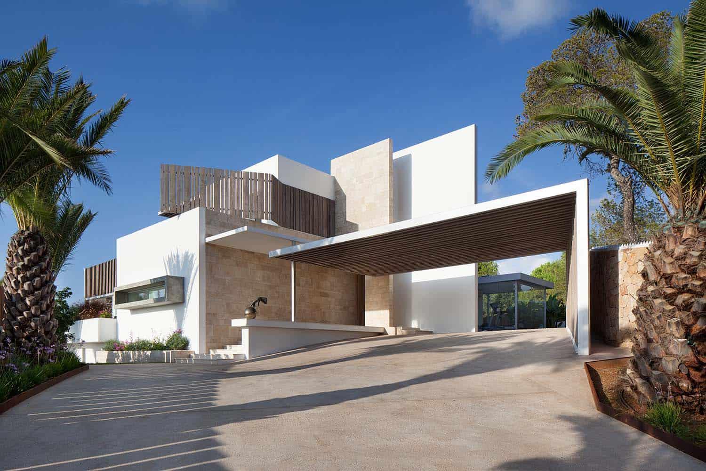 Modern Villa-Ibiza-SAOTA-02-1 Kindesign