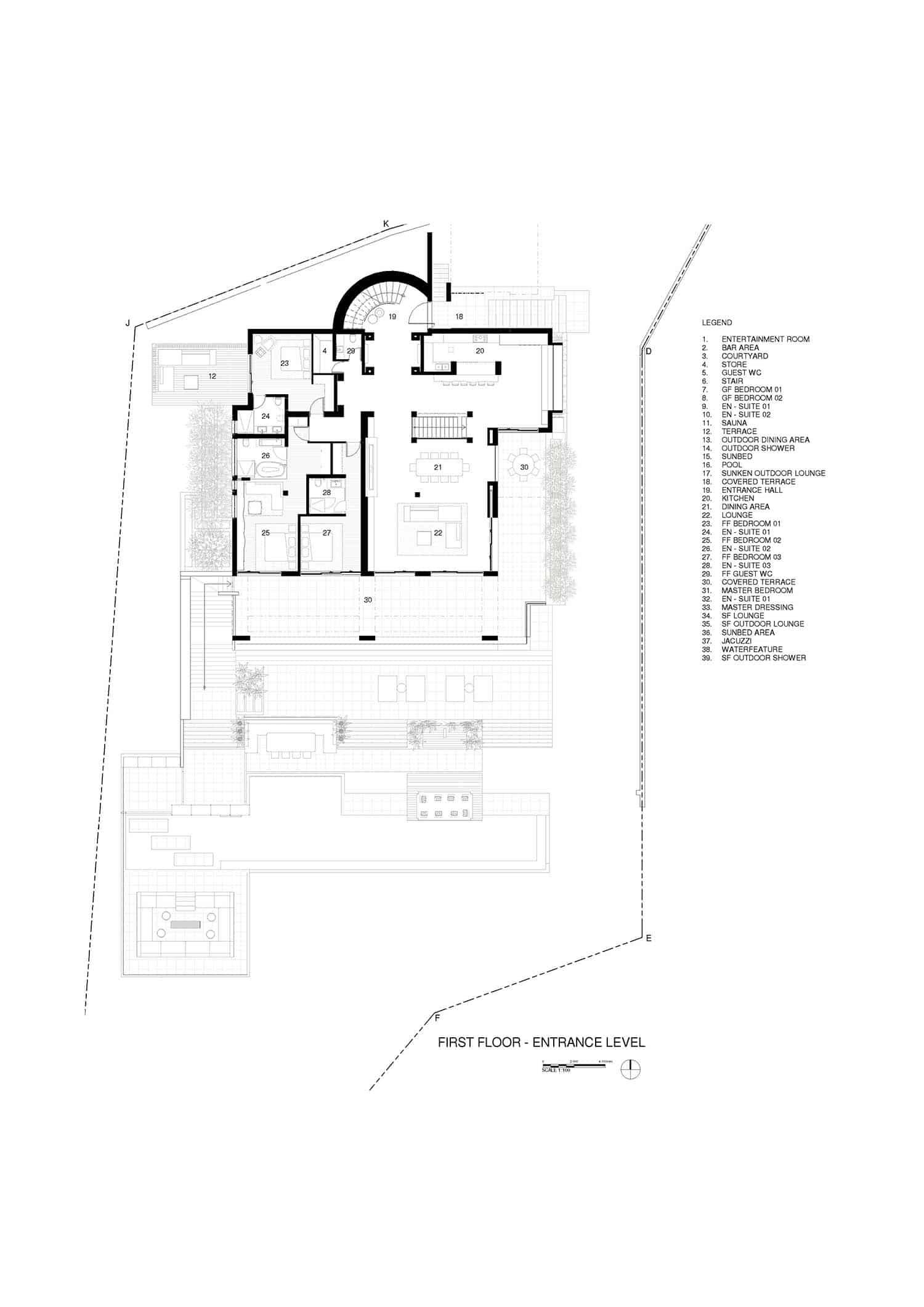 Modern Villa-Ibiza-SAOTA-27-1 Kindesign