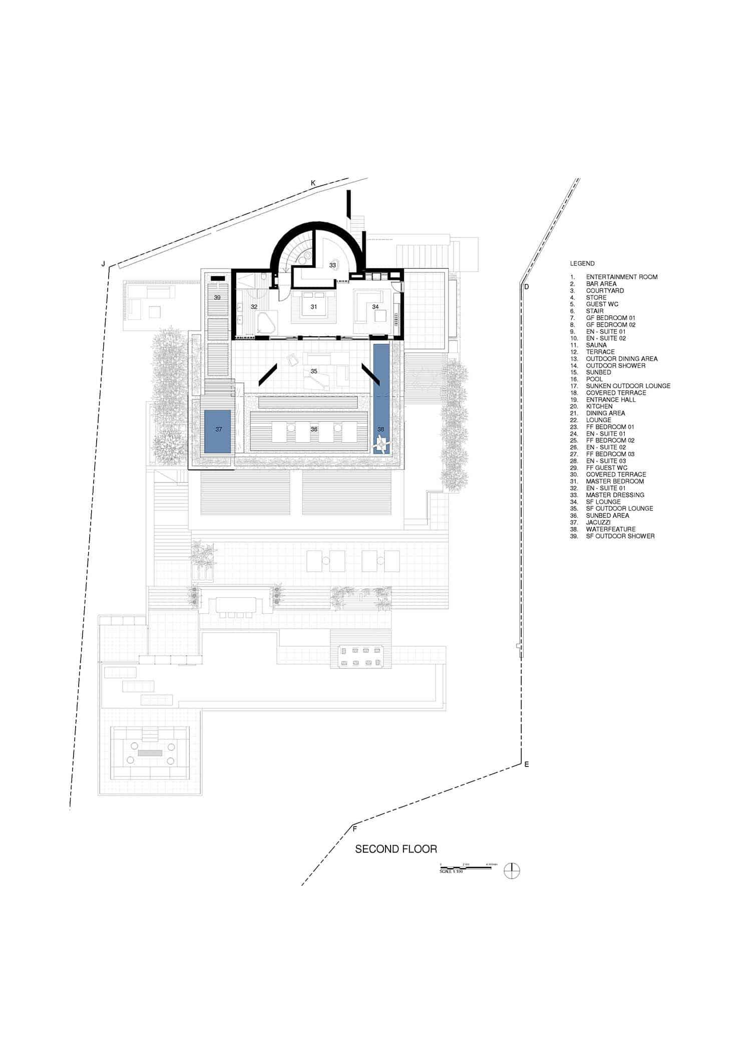 Modern Villa-Ibiza-SAOTA-28-1 Kindesign