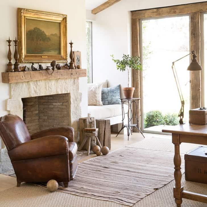 Provencal Style Home-Giannetti Home-02-1 Kindesign