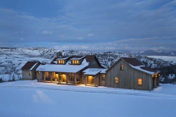 featured posts image for Colorado rocky mountain retreat with phenomenal views