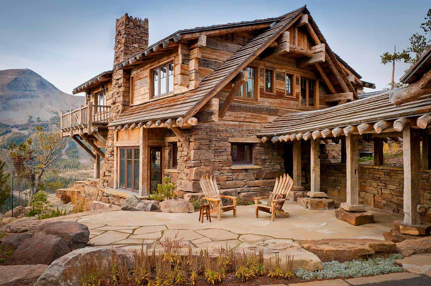 Traditional Mountain Home-Pearson Design Group-13-1 Kindesign
