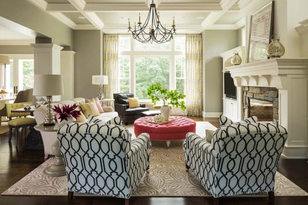 featured posts image for Sophisticated elegance in a gorgeous Minnesota home