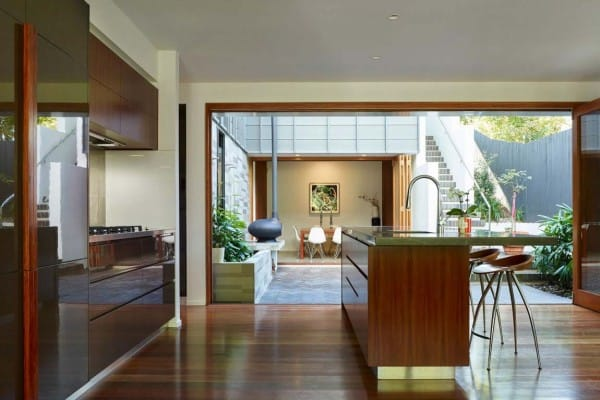 featured posts image for Contemporary home in Brisbane beautifully maximizes its site