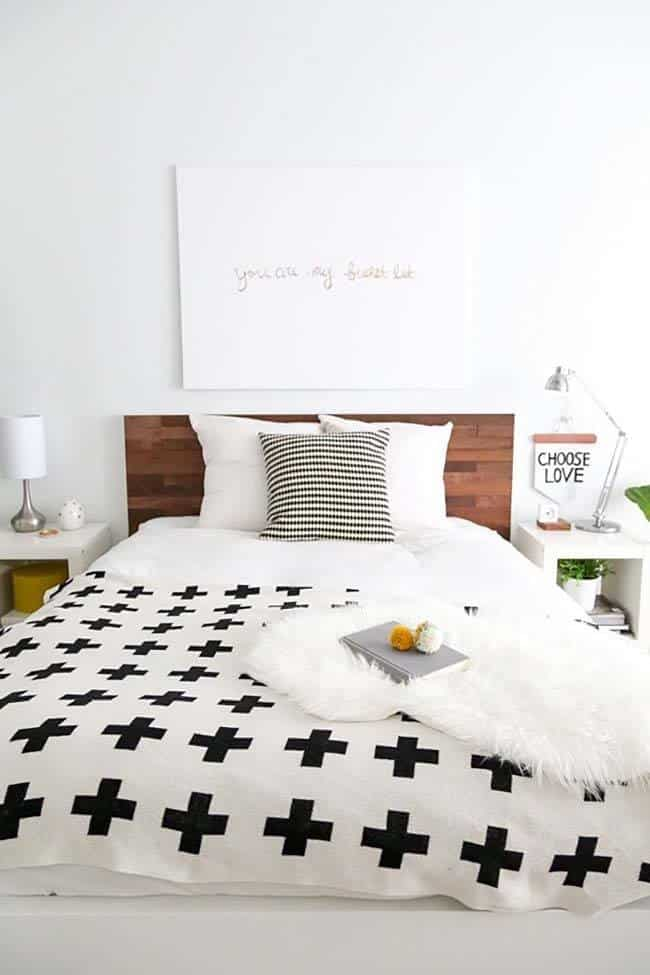 Bedroom Headboard Alternatives-03-1 Kindesign