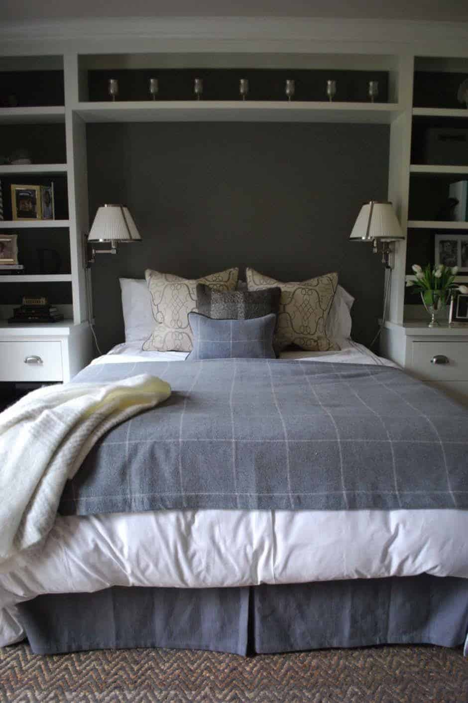 Bedroom Headboard Alternatives-28-1 Kindesign