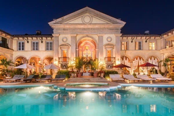featured posts image for Tuscan vineyard estate in Beverly Hills with resort-style living