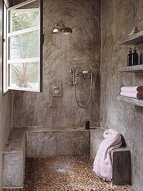Concrete Bathroom Designs-04-1 Kindesign