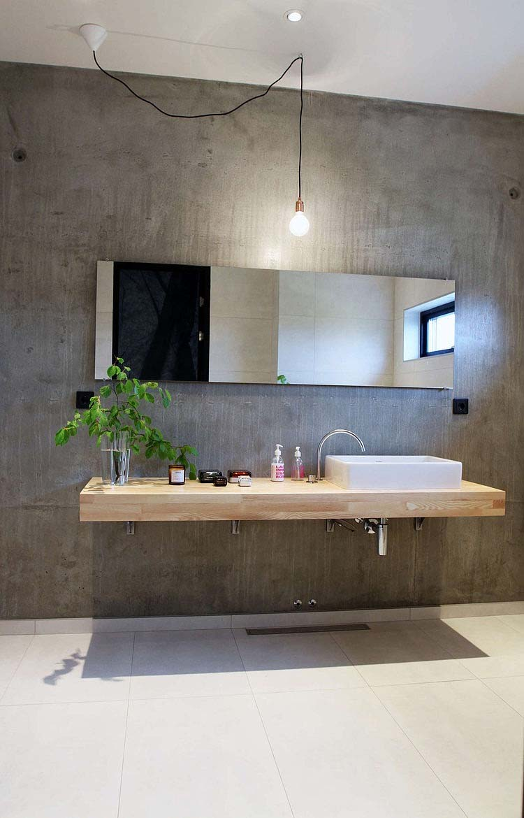 Concrete Bathroom Designs-05-1 Kindesign