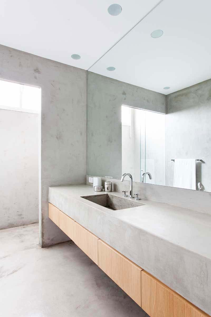 Concrete Bathroom Designs-12-1 Kindesign