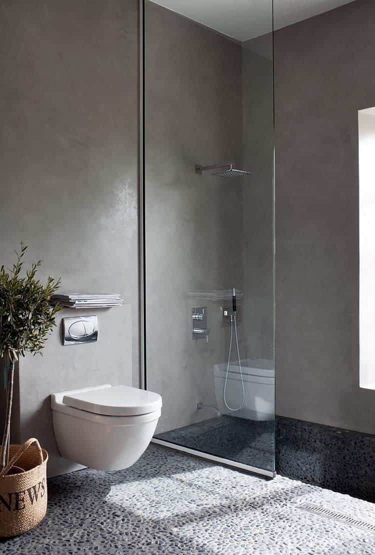 Concrete Bathroom Designs-21-1 Kindesign