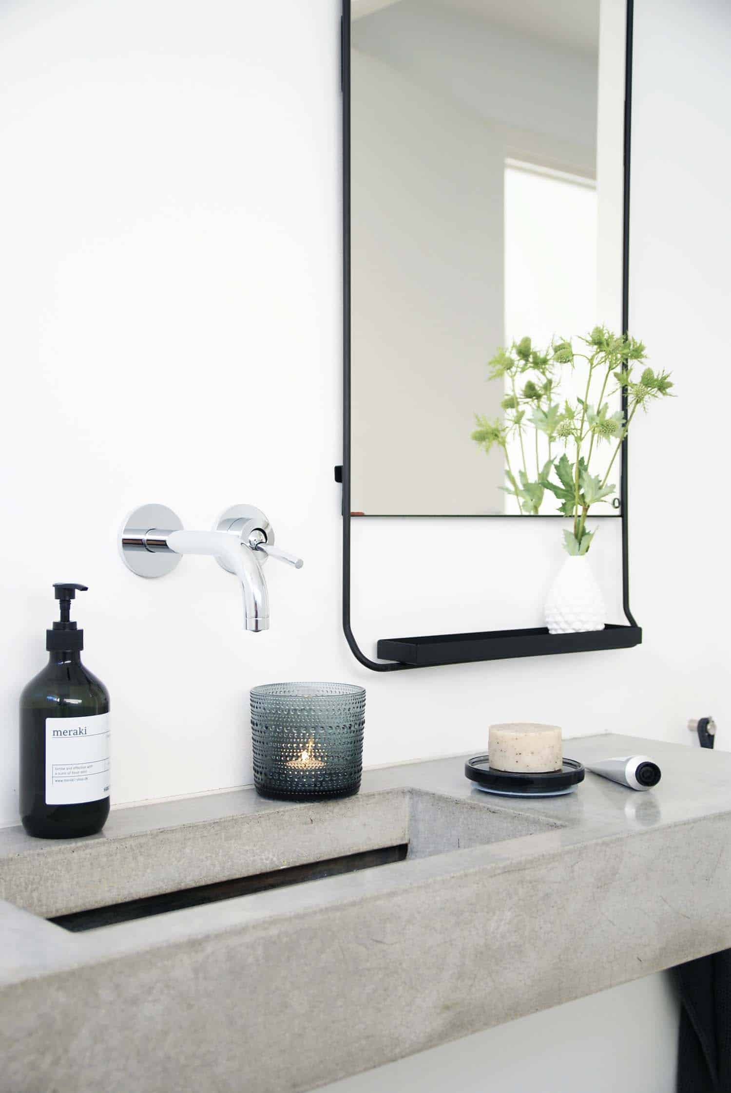 Concrete Bathroom Designs-22-1 Kindesign