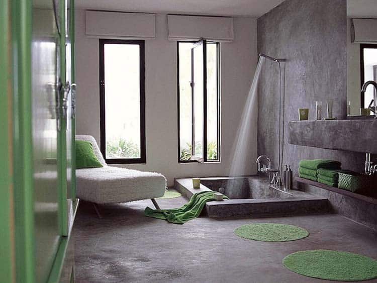 Concrete Bathroom Designs-26-1 Kindesign