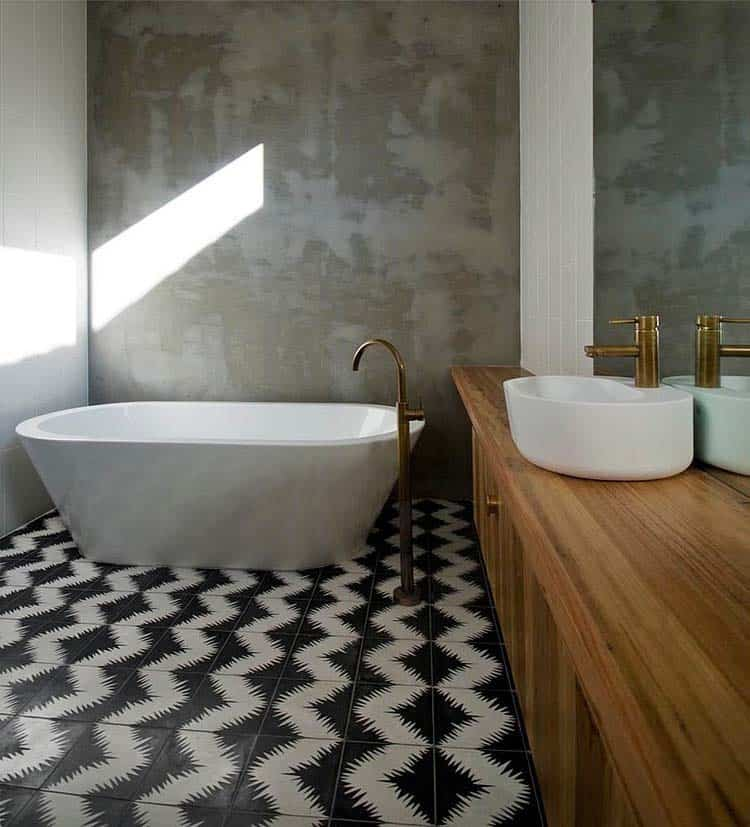 Concrete Bathroom Designs-38-1 Kindesign