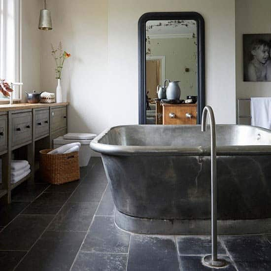 Concrete Bathroom Designs-41-1 Kindesign