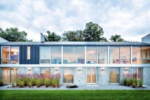 featured posts image for Remarkable modern pad with sweeping Hudson River views