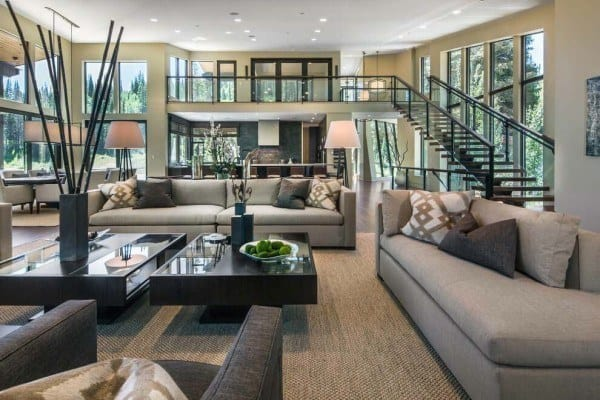 featured posts image for Spectacular modern mountain home in Park City, Utah