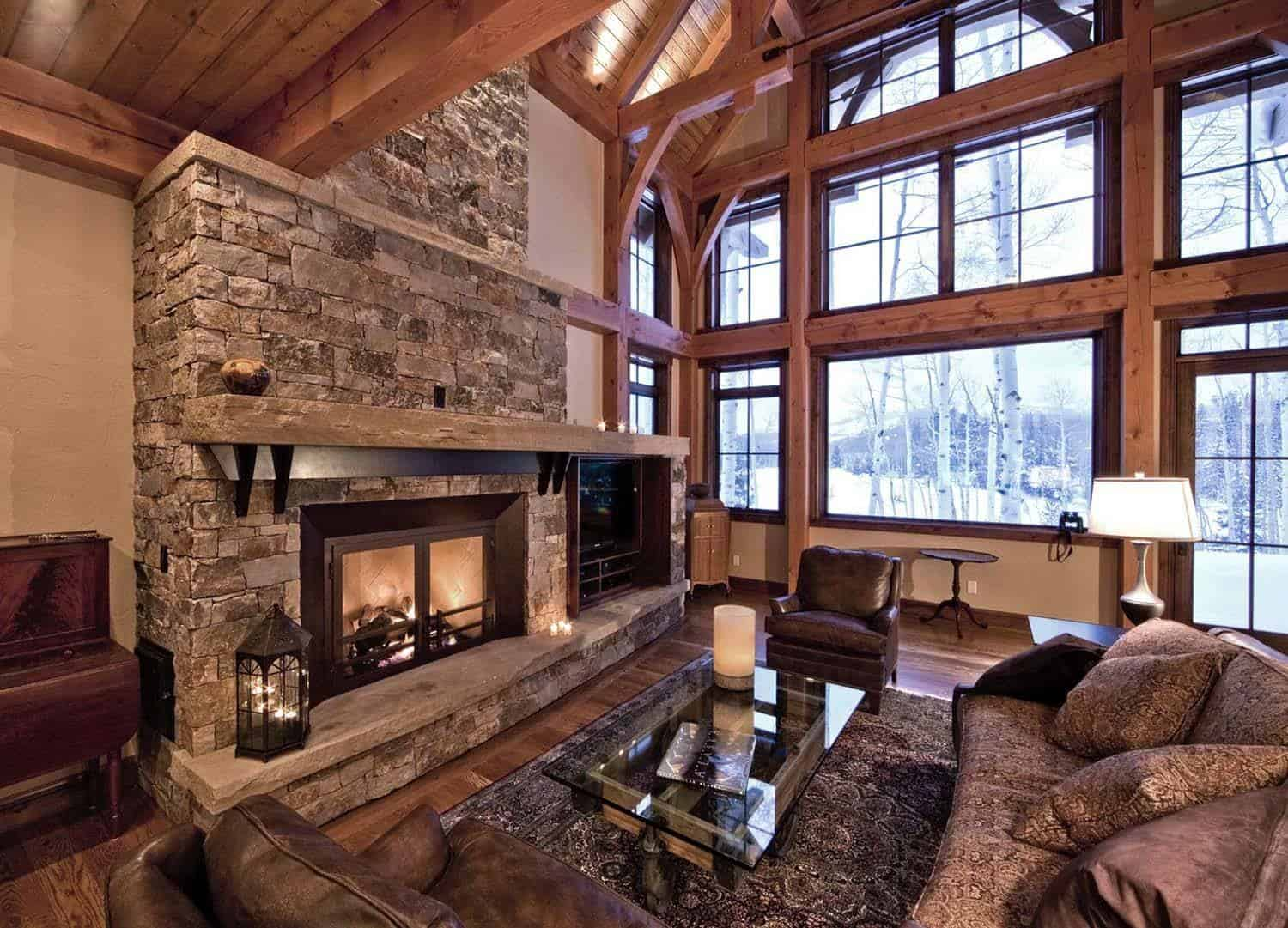 Cozy Fireplace Ideas-11-1 Kindesign