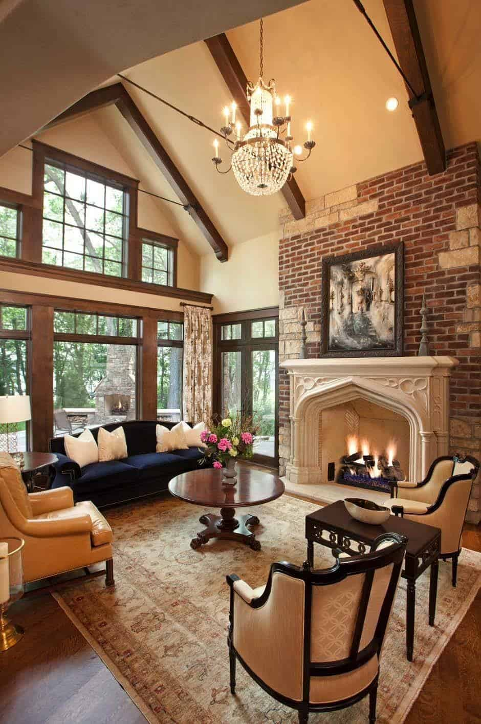 Cozy Fireplace Ideas-13-1 Kindesign