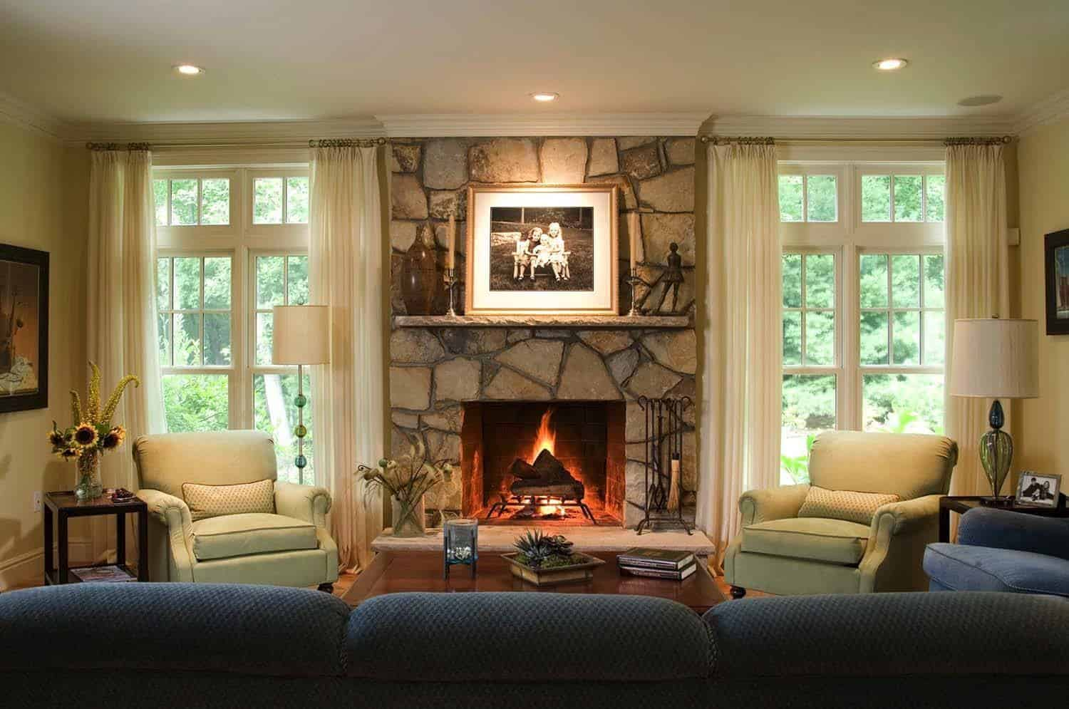 Cozy Fireplace Ideas-18-1 Kindesign