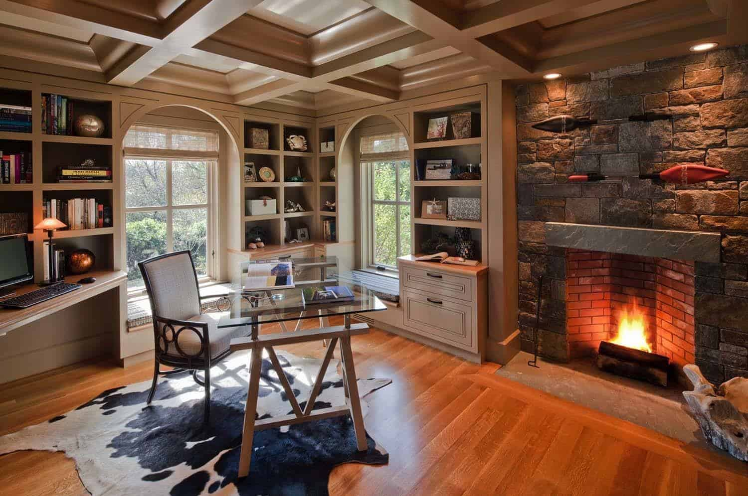 Cozy Fireplace Ideas-23-1 Kindesign