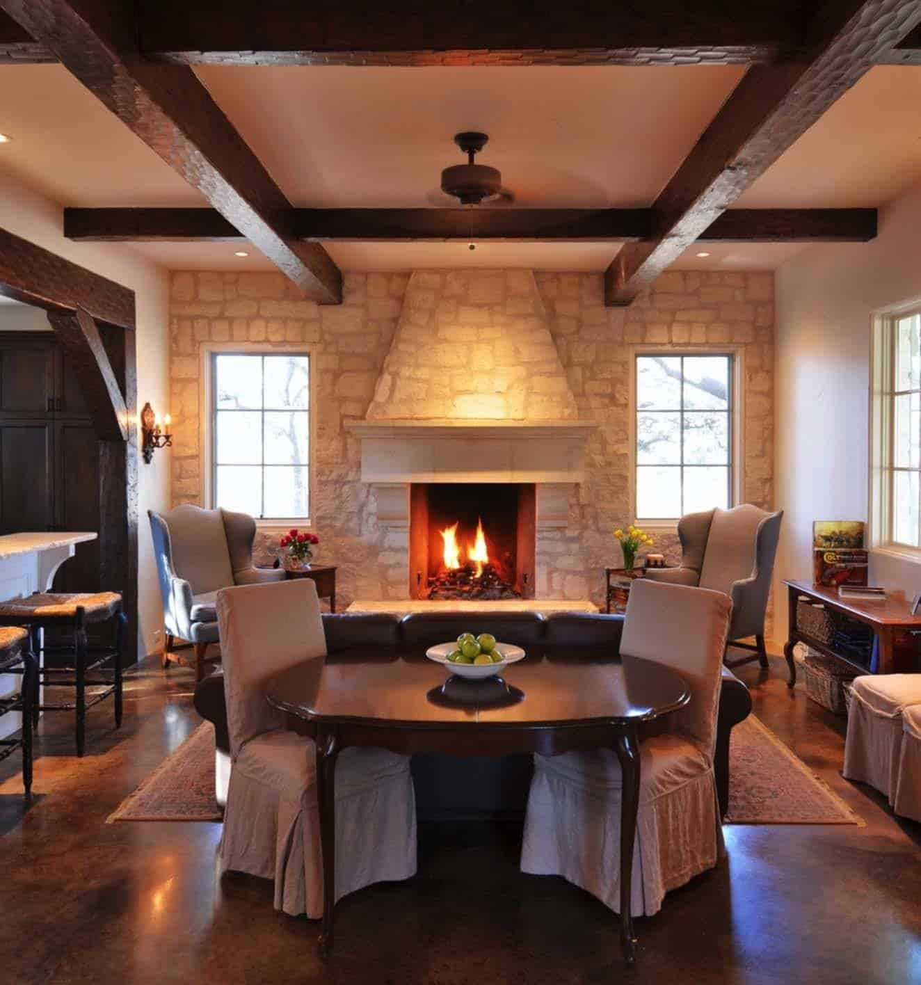 Cozy Fireplace Ideas-33-1 Kindesign