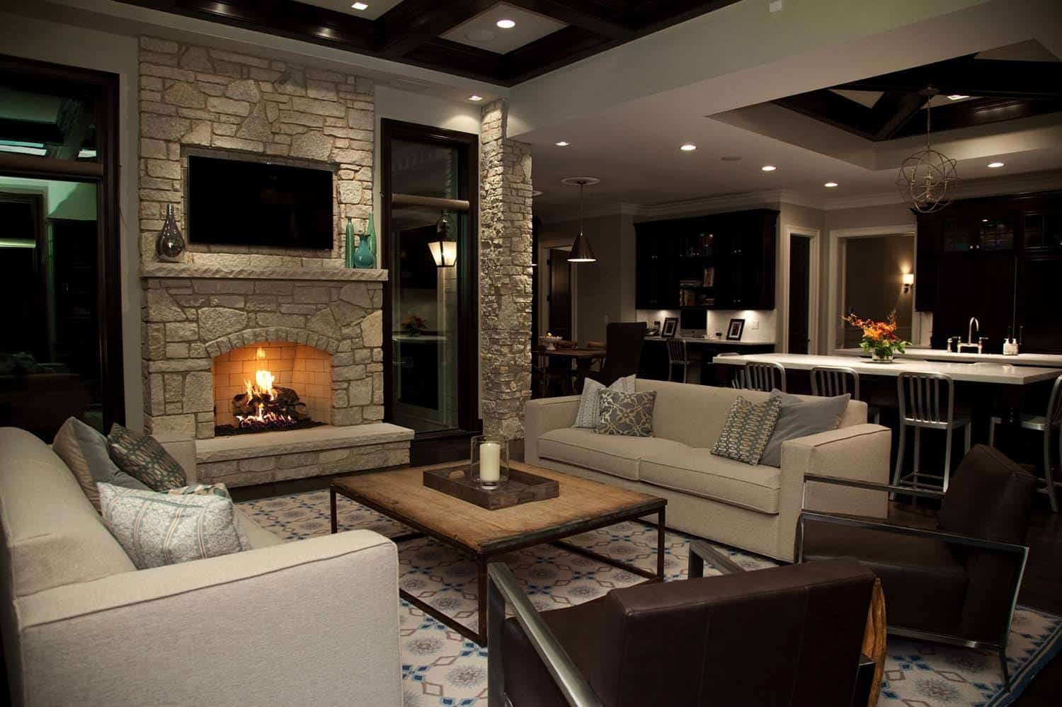 Cozy Fireplace Ideas-37-1 Kindesign
