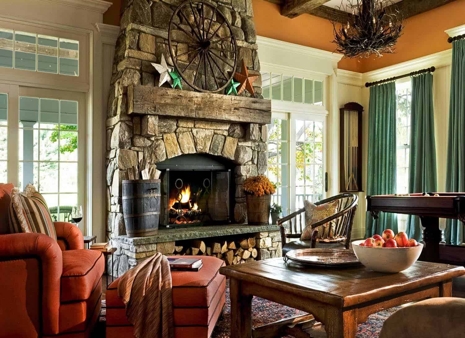Cozy Fireplace Ideas-39-1 Kindesign