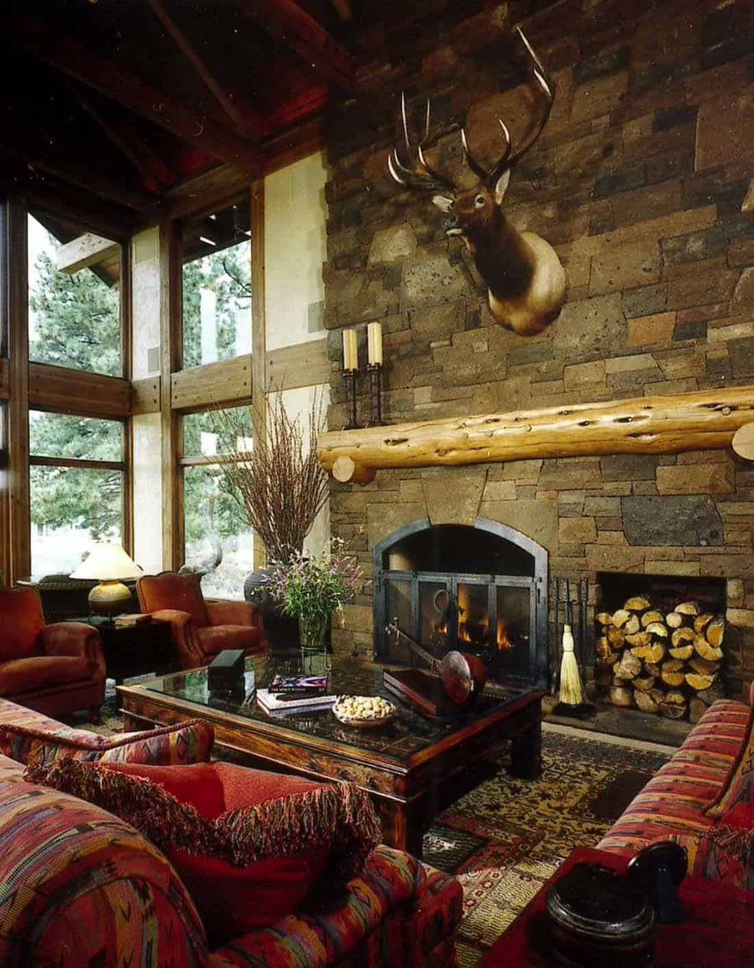 Cozy Fireplace Ideas-40-1 Kindesign