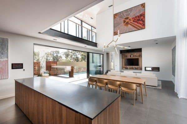 featured posts image for Bright and inviting modern show house in Perth, Australia