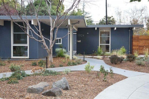 featured posts image for Eichler home remodel in California features radiant spaces