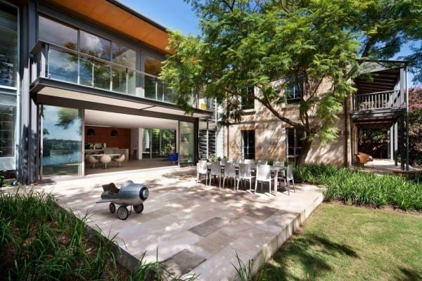 featured posts image for Eco-friendly retreat in Sydney offers tranquil riverside living