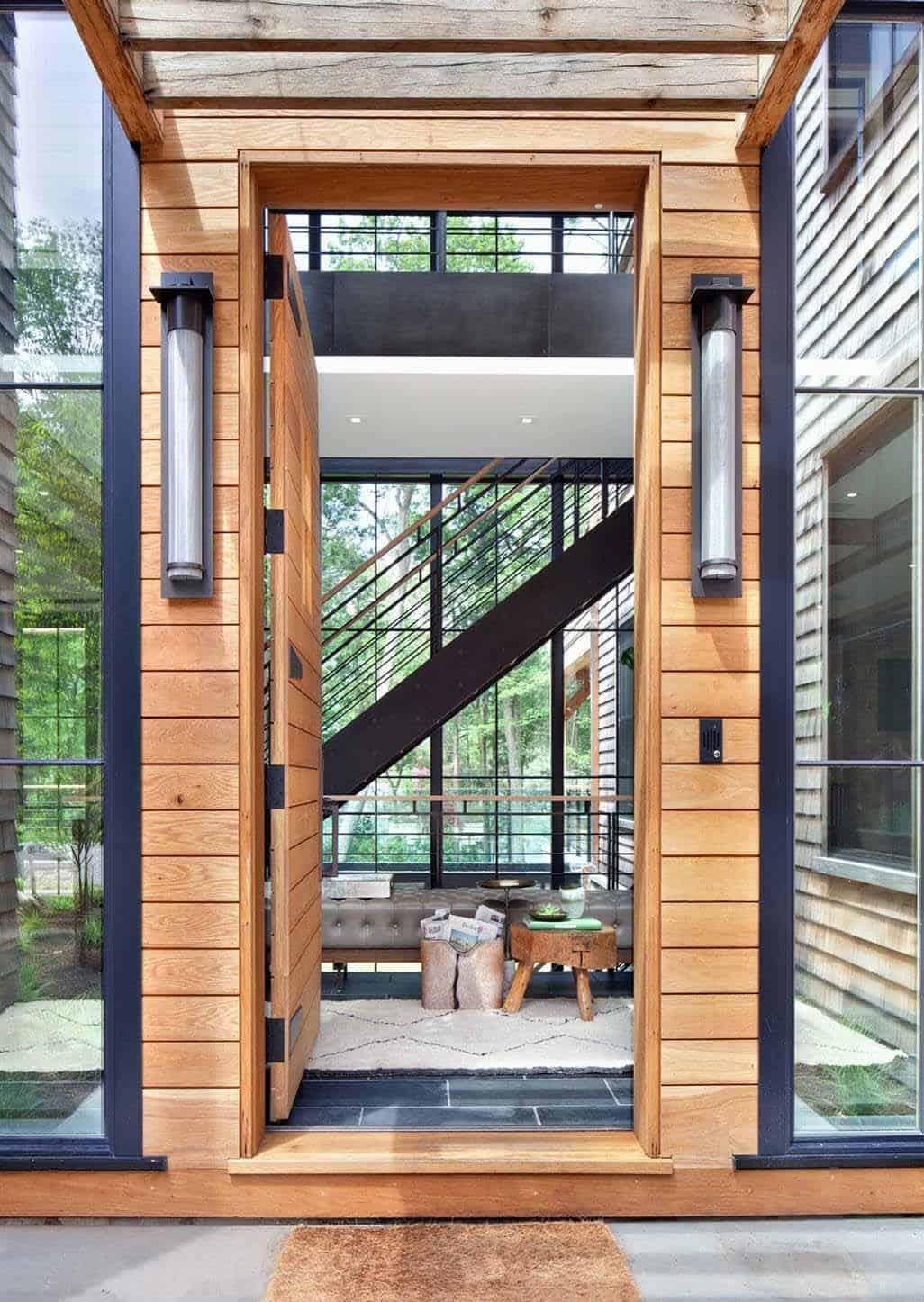 Modern Lake House-Workshop APD-02-1 Kindesign